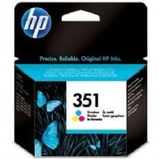 HP 351 Ink Cartridge - Tri-colour